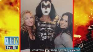 How Gene Simmons Greets His Daughter's Boyfriends Video: