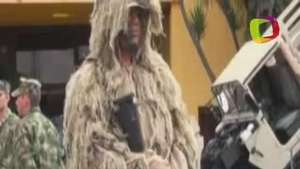 Colombia exhibe innovaciones militares para el posconflicto Video: