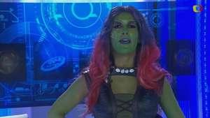 'Al Rojo Vivo' perdido en la Galaxia el Día de las Brujas Video: