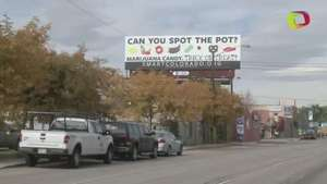 EEUU: Dulces de mariguana preocupan en Colorado Video: