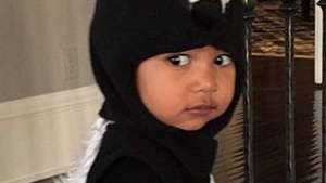 See North West's Cute Halloween Costume Video: