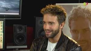 Pablo Alborán: ¡'Terral' mi nuevo disco refleja que estoy en calma y feliz! (parte 1) Video: