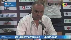 Jornada 15, Guillermo Vázquez, Pumas 0-0 Veracruz, Apertura 2014 Video: