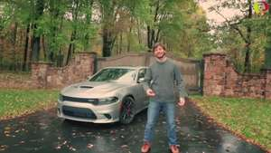 Video Prueba Dodge Charger SRT Hellcat 2015 Video: