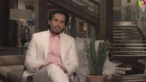 'Tierra de Reyes', con Fabián Ríos como Leonardo Montalvo Video: