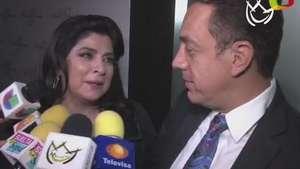 Esposo de Victoria Ruffo dice que su divorcio con la actriz 'no se le hizo' Video: