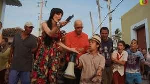Cucu Diamantes llega al cine con 'Amor Crónico' Video: