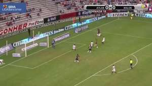 Jornada 16, Atlas 1-1 Xolos, Apertura 2014 Video: