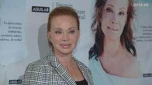 Paloma San Basilio no esquiva las preguntas sobre el Rey Video: