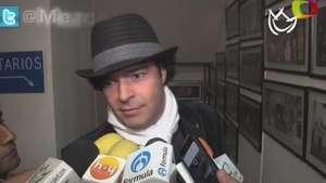 A Pablo Montero lo siguen 'muele y muele' Video: