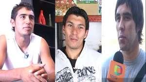 Estos eran los sueños de Vidal, Medel y Bravo hace 7 años Video: