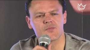 Pedro Fernández: 'Ahora sí voy a jugar fútbol' Video: