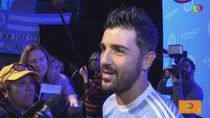 Entrevista a David Villa, jugador del New York City Video: