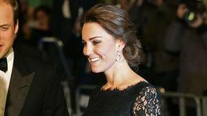 Kate Middleton Meets One Direction! Video:
