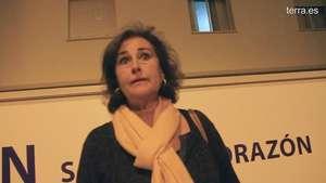 Carmen Tello se muestra esperanzada con el estado de la duquesa de Alba. Video: