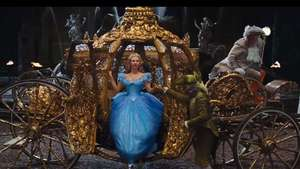'Cinderella', la película de acción real de Disney Video: