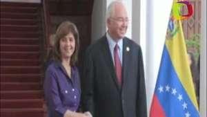 Venezuela y Colombia coordinan lucha para combatir contrabando Video: