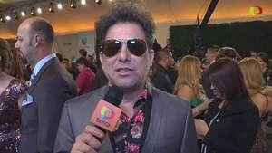 Andrés Calamaro honrado por invitación a los Latin Grammy 2014 Video: