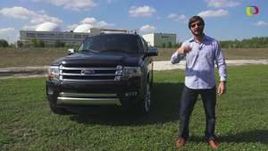 Video: Prueba Ford Expedition 2015 Video: