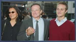 Robin Williams' Son Speaks for First Time Video:
