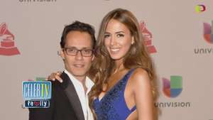Marc Anthony and Shannon De Lima's Red Carpet Debut! Video: