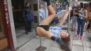 Promueven campeonato sudamericano de Pole Dance en Argentina Video: