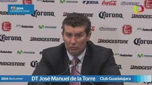 Jornada 17, José Manuel de la Torre, Morelia 1-2 Guadalajara, Apertura 2014 Video: