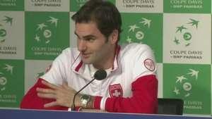 Suiza, más cerca de la Copa Davis Video: