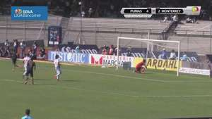 Jornada 17, Pumas 4-2 Monterrey , Apertura 2014  Video: