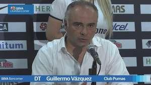 Jornada 17, Guillermo Vázquez, Pumas 4-2 Monterrey , Apertura 2014  Video: