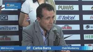 Jornada 17, Carlos Barra,  Pumas 4-2 Monterrey , Apertura 2014  Video: