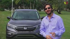 Video: Prueba Honda CR-V 2015 Video: