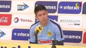 Oribe Peralta tiene en mente ser campeón con América Video: