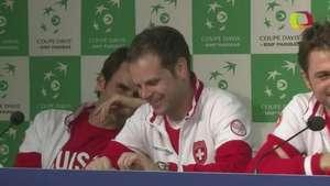 Suiza consigue su primera Copa Davis Video: