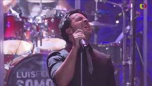 Luis Fonsi acaricia la pasión de cientos en el concierto de conciertos TLM Video:
