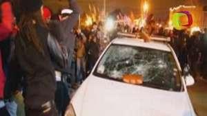 Ferguson en caos tras conocerse el fallo del caso de Michael Brown Video: