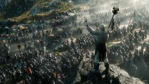 'The Hobbit: The Battle of the Five Armies', el futuro de la Tierra Media pende de un hilo Video: