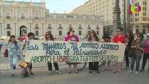 Chile reaviva debate sobre aborto Video: