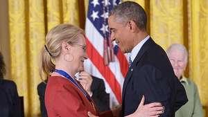 Meryl Streep Earns Presidential Medal of Freedom Video: