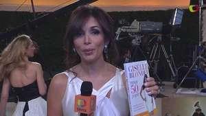 Giselle Blondet ayuda a la autoestima con su libro 'Tengo 50 Y Qué?' Video:
