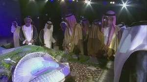 Qatar presenta su tercer estadio para 2022 Video: