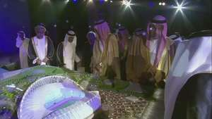 Qatar presenta su tercer estadio para 2022 Video:
