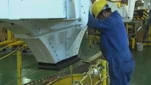 Así se instaló la fibra óptica submarina más larga de Chile Video: