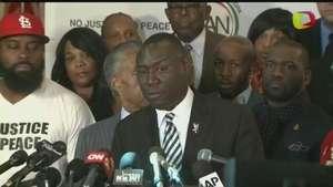 """Ferguson: denuncian un proceso """"injusto"""" Video:"""