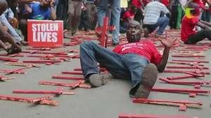 Protestas en Kenia tras atentado islamista Video: