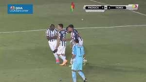 Cuartos de final, Pachuca 1-1 Tigres, Apertura 2014 Video:
