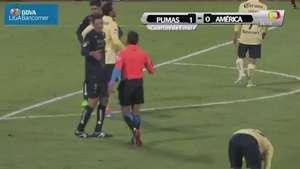 Cuartos de final, Pumas 1-0 América, Apertura 2014 Video: