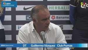 Cuartos de final, Guillermo Vázquez, Pumas 1-0 América, Apertura 2014 Video: