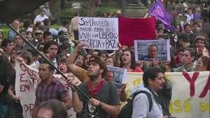 11 detenidos en México reavivan protestas Video: