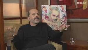 El Miguel Bosé más cercano y familiar  Video: